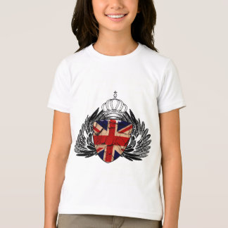 Dirty Vintage UK Flag T-Shirt