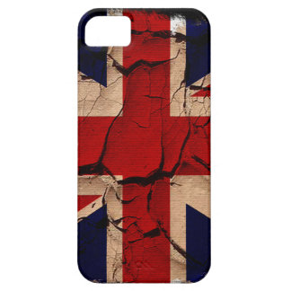 Dirty Vintage UK iPhone 5 Cover