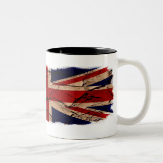Dirty Vintage UK Two-Tone Coffee Mug