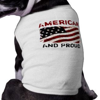 Dirty Vintage USA Sleeveless Dog Shirt