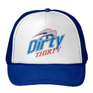 Diry Thirty Meshy Cap