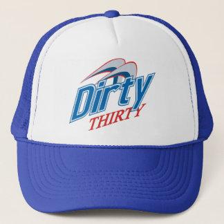 Diry Thirty Meshy Trucker Hat