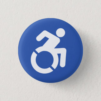 Disability Button