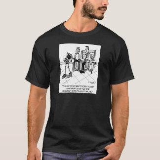 Disability Cartoon 1795 T-Shirt