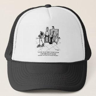 Disability Cartoon 1795 Trucker Hat