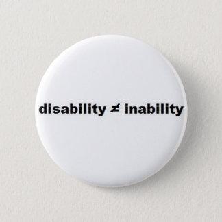 Disability Math Button