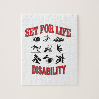 disability set for life jigsaw puzzle