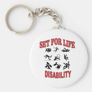 disability set for life key ring