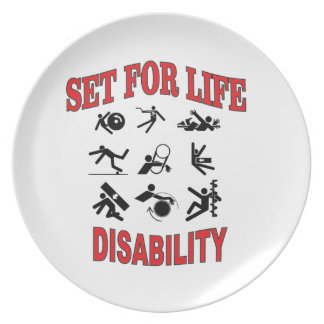 disability set for life plate