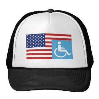 Disabled War Vet. Cap