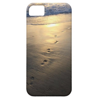 Disappearing Footprints iPhone 5 Cases