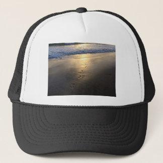 Disappearing Footprints Trucker Hat