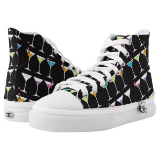 DISAPPEARING MARTINI HIGH TOPS