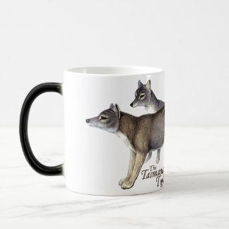 Disappearing Tasmanian Tiger Mug