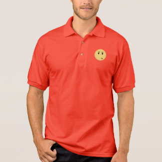 Disappointed Moji Polo Shirt