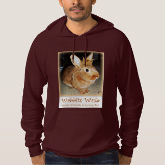 Disapproving Bunny Rabbit Wabbits Wule Hoodie