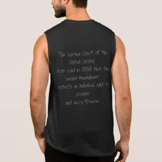 Disarm Texas Sleeveless Shirts