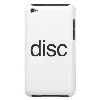 disc ai barely there iPod case