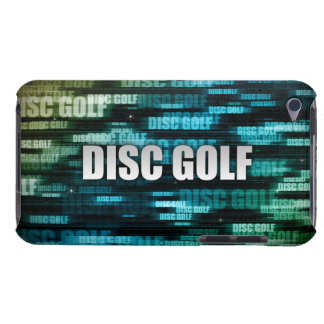 Disc Golf Barely There iPod Cover
