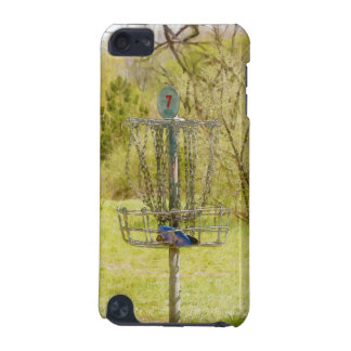 Disc Golf Basket 7 iPod Touch 5G Cases