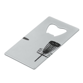 Disc Golf Bottle Opener - Obey The Line