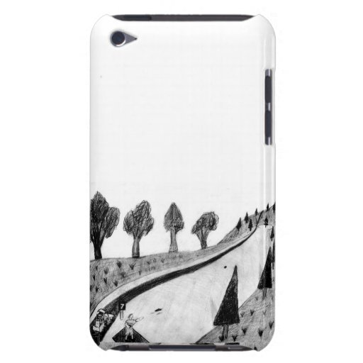 Disc Golf Barely There iPod Covers