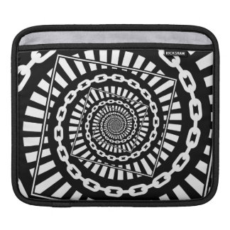 Disc Golf Chains iPad Sleeve