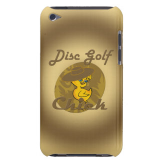 Disc Golf Chick #6 iPod Touch Covers