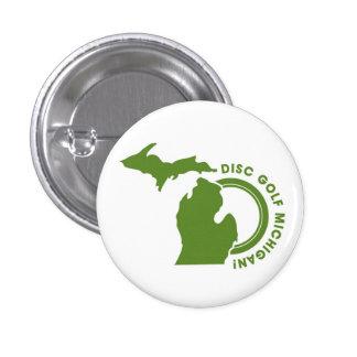 Disc Golf Michigan mini pins