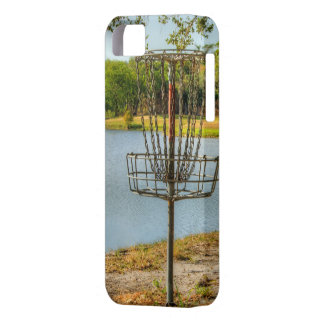 Disc Golfer's View iPhone 5 Cases