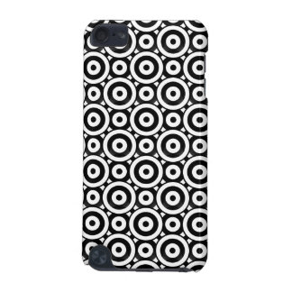 Disc Patterned iPod Touch 5G Cases