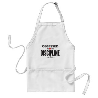 Discipline Obsessed Apron
