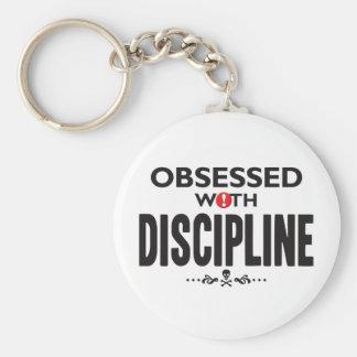 Discipline Obsessed Keychain