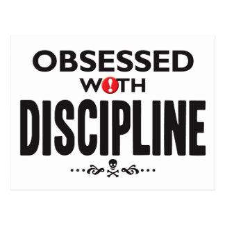 Discipline Obsessed Postcard