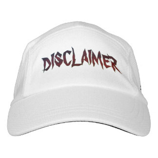"""""""Disclaimer of Opinion"""" Hat"""