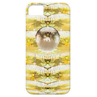 Disco Ball Bee Hive Pattern iPhone 5 Covers