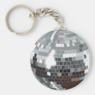 Disco Ball Key Ring