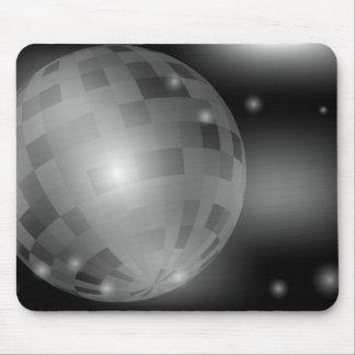 Disco Ball Mouse Pad