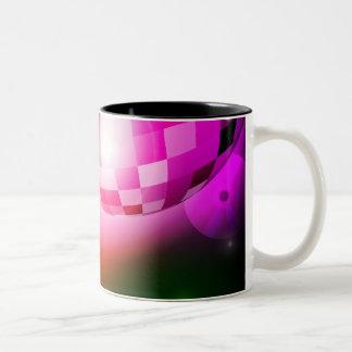 Disco Ball Coffee Mugs