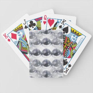 disco ball poker deck
