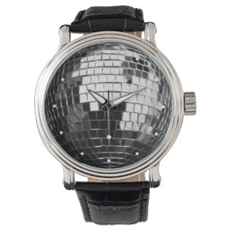 Disco Ball Retro Party Watch