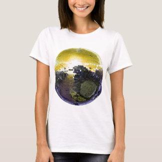 disco ball tshirt