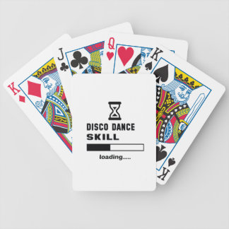 Disco dance skill Loading...... Poker Deck
