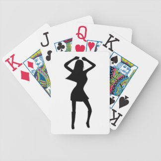 DISCO DANCER BICYCLE PLAYING CARDS