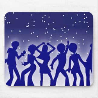 DISCO DANCERS MOUSE PAD
