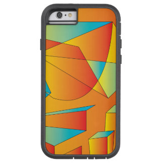 Disco Dancing Sunrise Tough Xtreme iPhone 6 Case