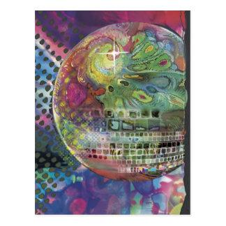 Disco*Disco*Disco Postcard