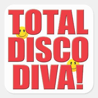 Disco Diva Life Stickers