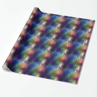 Disco Dots Wrapping Paper