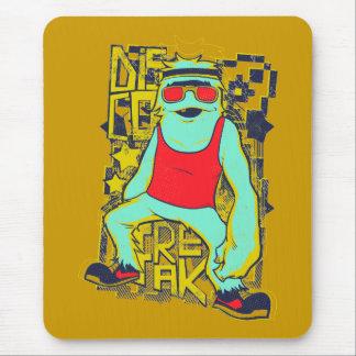 Disco freak Mousepad